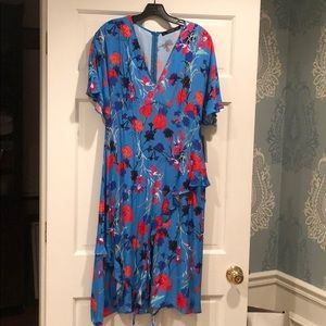 NWT Zara floral dress